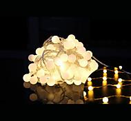 20 под руководством 2.5m водонепроницаемый штекер открытый свет украшения рождества праздник вел свет шнура (220v)