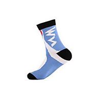 Sports Bike/Cycling Socks Unisex Sleeveless Breathable / Comfortable Cotton Classic Yellow / White / Blue Free