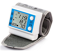 JZK JZK-001 Intelligent Home Electronic Sphygmomanometer Automatic Direct current Display mode LCD Hand And Wrist