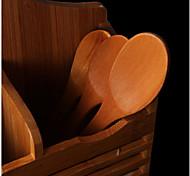 Holz Servierplatte 3*3*18 Geschirr  -  Gute Qualität