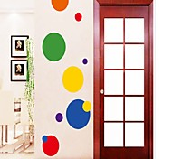 Fashion Leisure Wall Stickers Plane Wall Stickers Decorative Wall StickersPVC Material Removable Home Decoration