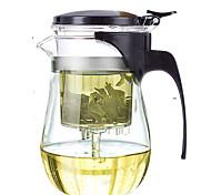 1PC Slap-Up Atmospheric Family Entertainment Glass Tea set Teapot