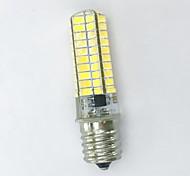 9W E17 LED a pannocchia T 80LED SMD 5730 600LM lm Bianco caldo / Luce fredda Decorativo AC 220-240 / AC 110-130 V 1 pezzo