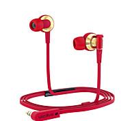 Gaming Inear Headphones Headset HI-FI Earphone with Mic