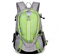 30 L Hiking & Backpacking Pack Camping & Hiking Outdoor Waterproof / Wearable / Breathable
