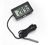 elektronische Digitalthermometer LCD-Display für Aquarium