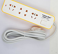 Electric Plug Row Of Water Proof Drop Plug Proof Plug Socket Waterproof Drop Plugs Random Delivery