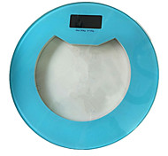 Electronic Weight Scale (Color Blue)