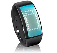 OEM No hay ranura para tarjetas SIM Bluetooth 4.0 iOS / Android / Windows Phone Control de Medios / Control de Mensajes 64MB Juego