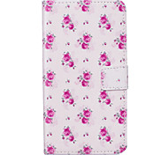 PU Leather Material Bee Pattern Painting Pattern  Phone Cases for Sony Xperia X/XP/Z5/Z5 Mini