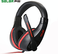 Salar KX102 Gaming Headset with Microphone for Computer Gamer