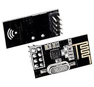 2pcs NRF24L01 2.4GHz transceiver Breakout Board