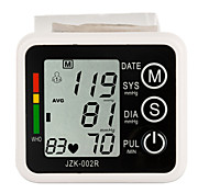 JZK 002A Household Hand Wrist Electronic Blood Pressure Monitor