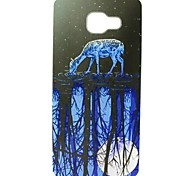 EFORCASE® Painted Twilight Sheep TPU Phone Case for Samsung Galaxy A7(2016) A5(2016) A5 A3(2016)
