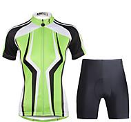 PaladinSport Women Cycyling Jersey  Shorts Suit DT713 Dark Green