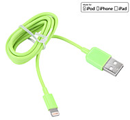 JDB® USB 3.0 Normal Kabel Für Apple 100 cm Plastik