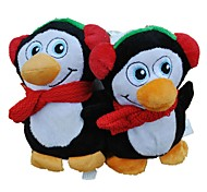 Cute Squeaking Penguin Shape Dog Toys for Pets