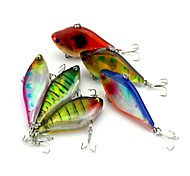 1 pcs Vibration/VIB Vibration/VIB Random Colors 13.1 g Ounce mm inch,Metal / Hard Plastic Bait Casting