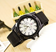 Brand Military Relogio Masculino Dynamic rope Watches Sports big figure colorful dial Quartz  Sports casual  Mens Watch