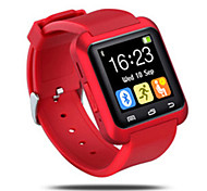 Smart Watch Mode Mains-Libres Audio Bluetooth 2.0 Pas de slot carte SIM