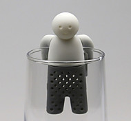 Mr.Tea Silicone Tea Strainer