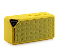 Mini Bluetooth Speaker X3 TF USB FM Radio Wireless Portable Music Sound Box Subwoofer Loudspeakers with Mic