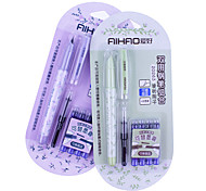 Interest 20263 Pairs With Pen Combination To Send Four Erasable Crystal Blue Ink Sac A Pumping