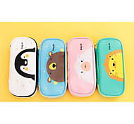 The Large Capacity Students Animal Pencil Case