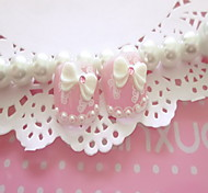 Manicure finished fake nails nails nail patch cute Manicure 24 tablets with glue