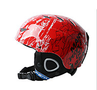 FEIYU® Casque Femme Homme Enfant Unisexe Snow Sport Helmet Sportif Casque Sport  Casque Sport d'Hiver CE EN 1077 EPS ABSSports de neige