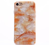 Marble Pattern TPU Protection Back Cover Case for iPhone 7/iPhone 7 Plus