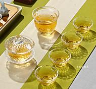 copo Diário / chá / Presente Presente,Vidro 1