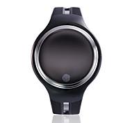 Unisexe Montre de Sport Smart Watch Montre Bracelet NumériqueTélécommande Chronographe Etanche Montre GPS Compteur de vitesse Podomètre