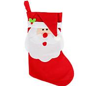 Large Christmas Stocking Christmas Decorations Christmas Child Gift Bag Candy Bags Socks Christmas Tree Ornaments