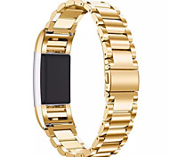 New Classic Stainless Steel Band for Fitbit Charge 2 Smart Bracelet High Quality Luxury Strap for Charge2 Watch Bands
