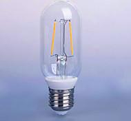2W E26/E27 Bombillas de Filamento LED P45 2 SMD 5730 140 lm Blanco Cálido Decorativa V 1 pieza