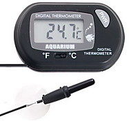 Digital LCD Fish Aquarium Tank Pond Marine Water Thermometer