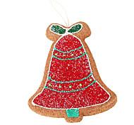 Bell Brown Foam Ornament