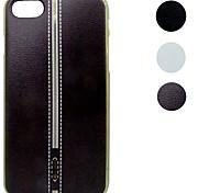 Für iPhone 7 Hülle / iPhone 7 Plus Hülle Beschichtung / Muster Hülle Rückseitenabdeckung Hülle Einheitliche Farbe Weich TPU AppleiPhone 7