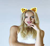 Light Up Cat Ears Flower Headband Led Daisy HeadbandKitty Headband Halloween GiftChristmas Gift Party Gift Idea