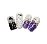 Crystal AB Decorations Stone for Nail Art Rhinestones 1440pcs/Pack Non Backgroung Nail Art Glass Rhinestones