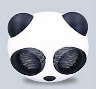 Cute Panda Mini Speaker Subwoofer Cartoon Car Audio