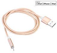 JDB® USB 3.0 Magnetic Nylon Cables 100cm
