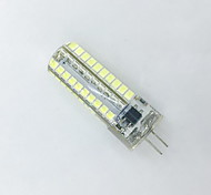 G9/G4/E11/E12/E14/E17/BA15D  9W  80x2835SMD 700 LM Warm White / Cool White T Decorative  AC/180-240V/110-120V