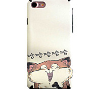 Para Funda iPhone 7 / Funda iPhone 7 Plus Diseños Funda Cubierta Trasera Funda Dibujos Suave TPU Apple iPhone 7 Plus / iPhone 7