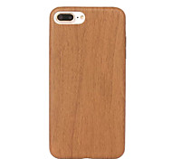 ASLING For Wood Series Ultra Thin Soft PU Leather for iPHONE 7 / 7 Plus