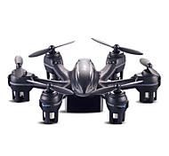 Drohne MJX X901 4 Kan?le 6 Achsen 2.4G Ferngesteuerter Quadrocopter LED - Beleuchtung / 360-Grad-Flip Flug / Batterie-Warnanzeige