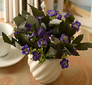 1 Branch Plastic Others Plants Others Tabletop Flower Artificial Flowers