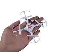 Drone FPV 4CH 2 Eixo 2.4G Quadcópero com CR FPVQuadcóptero RC Controle Remoto Chave De Fenda Protetores De Propulsor Carregador De