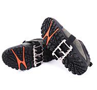 FID открытый Износоустойчиво десять зубов из нержавеющей стали, не являющиеся обувь покровным / цепь альпинистского Crampon